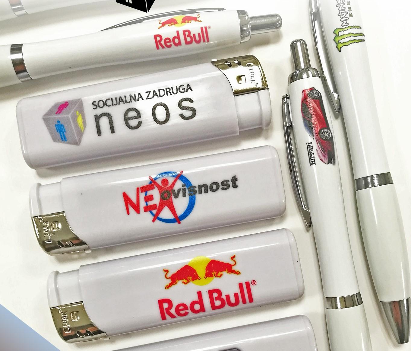 Kemijska olovka s tiskom SZ NEOS